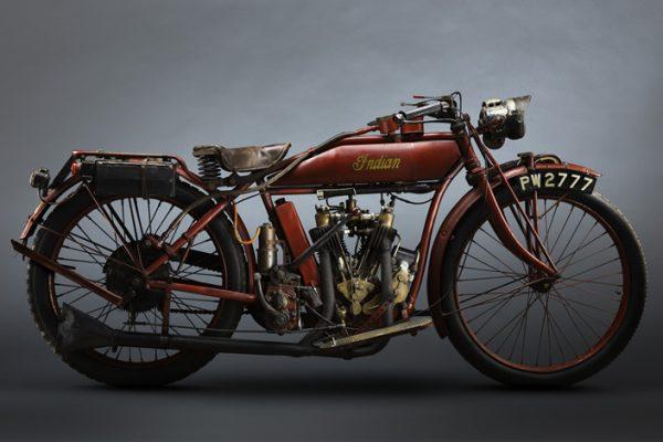 India V Twin 1915