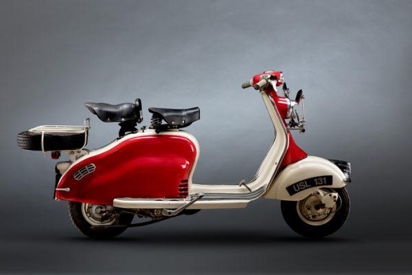 Lambretta 150 ld scooter