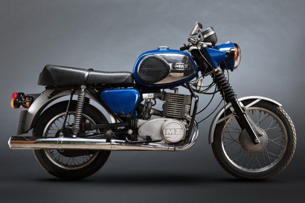 MZ ts 250 1978