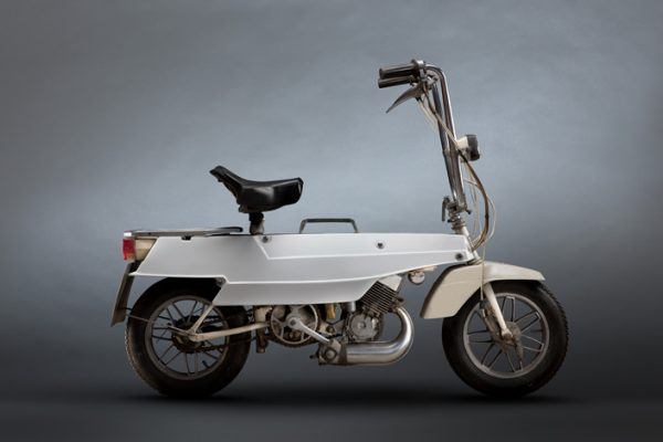 Mobylette 49cc 1975