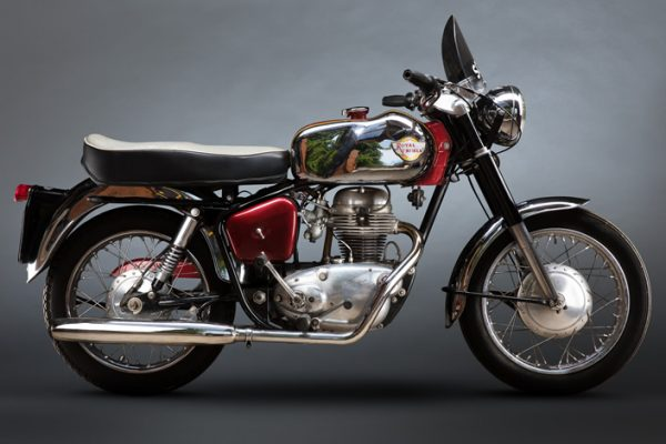 Royal Enfield SCB 280cc