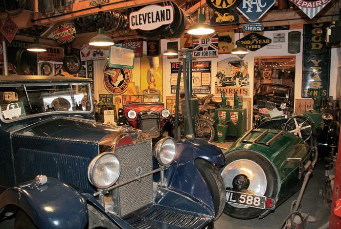 Jack Lakes' Garage